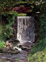 Cutalusa Falls Fine-Art Print