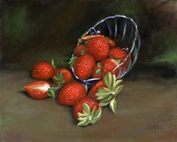 Strawberries Fine-Art Print