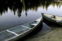 Canoes Fine-Art Print