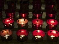 Church Candles Fine-Art Print