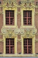 Four French Windows Fine-Art Print