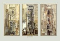 Three Suffolk Towers Fine-Art Print