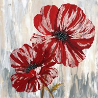 Red Poppies II Fine-Art Print