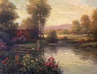 Cottage Hideaway Fine-Art Print