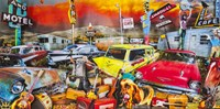 Stardust Trailer Park Fine-Art Print