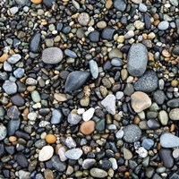 Water Rocks Fine-Art Print