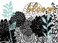 Lacy Garden II Fine-Art Print
