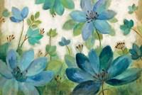 Peacock Bloom Fine-Art Print