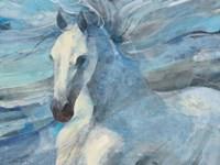 Poseidon Indigo Fine-Art Print