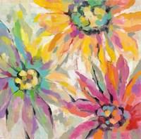 Abstracted Petals I Fine-Art Print