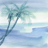 Peaceful Dusk I Fine-Art Print