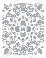 Otomi Rabbits Fine-Art Print