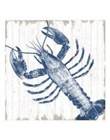 Seaside Lobster Fine-Art Print
