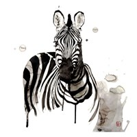 Zebra I Fine-Art Print