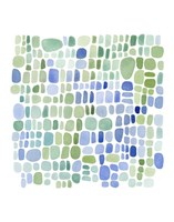 Series Sea Glass No. II Fine-Art Print