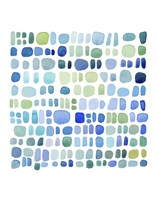 Series Sea Glass No. III Fine-Art Print