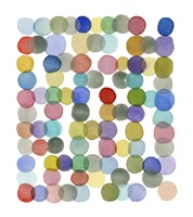 Series Colored Dots No. II Fine-Art Print