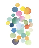 Series Colored Dots No. III Fine-Art Print