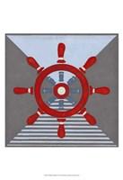 Nautical Graphic IV Fine-Art Print