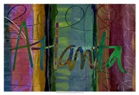 Abstract Atlanta Fine-Art Print