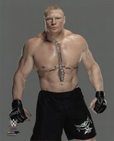 Brock Lesnar 2016 Posed Fine-Art Print