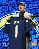 Joey Bosa 2016 NFL Draft #3 Draft Pick Fine-Art Print