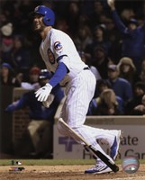 Kris Bryant 2016 Action Fine-Art Print