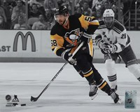 Kris Letang 2015-16 Spotlight Action Fine-Art Print