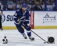 Nikita Kucherov 2016 Stanley Cup Playoffs Action Fine-Art Print