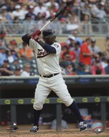 Miguel Sano 2016 Action Fine-Art Print