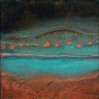 Bonfire Hill - Square Fine-Art Print