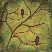 Sleep Hallow Silhouettes Fine-Art Print