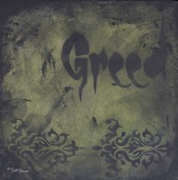 The Seven Deadly Sins - Greed Fine-Art Print