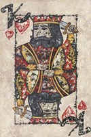 King of Hearts Fine-Art Print