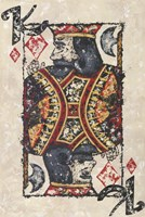 King of Diamonds Fine-Art Print