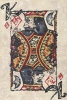 King of Diamonds Fine-Art Print