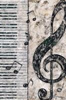 Symphony in Piano Fine-Art Print