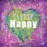 Choose Happy Fine-Art Print