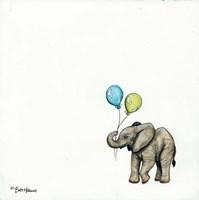 Nursery Elephant Fine-Art Print