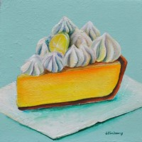 Lemon Meringue Fine-Art Print