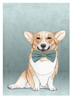 Corgi Dog Fine-Art Print