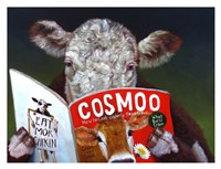 Cow Tips Fine-Art Print