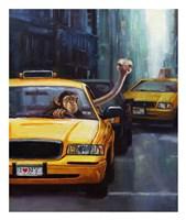 Rush Hour Fine-Art Print