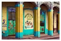Mercado Fine-Art Print