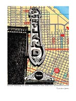 Portland Performing Arts Center Sign Fine-Art Print