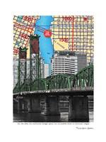 Hawthorne Bridge Portland Fine-Art Print