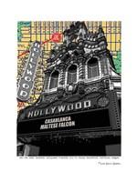 Hollywood Theatre Portland Fine-Art Print