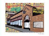 Keep Portland Weird Music Millennium Fine-Art Print