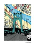 St. John's Bridge Portland Fine-Art Print