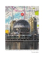 Science World Vancouver Fine-Art Print